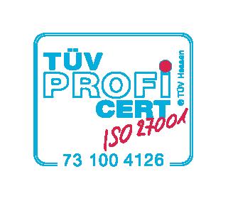 ISO 27001 Zertifikat von Global Access