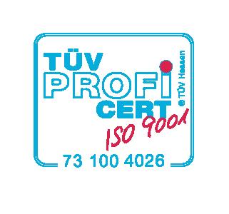 ISO 9001 Zertifikat von Global Access
