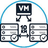 Automatische Einrichtung der VM in beiden Rechenzentren