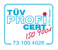 Global Acces Zertifikat ISO 9001