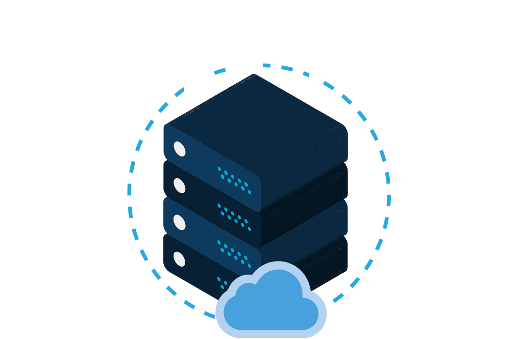 Global Cloud Storage at EMC racks