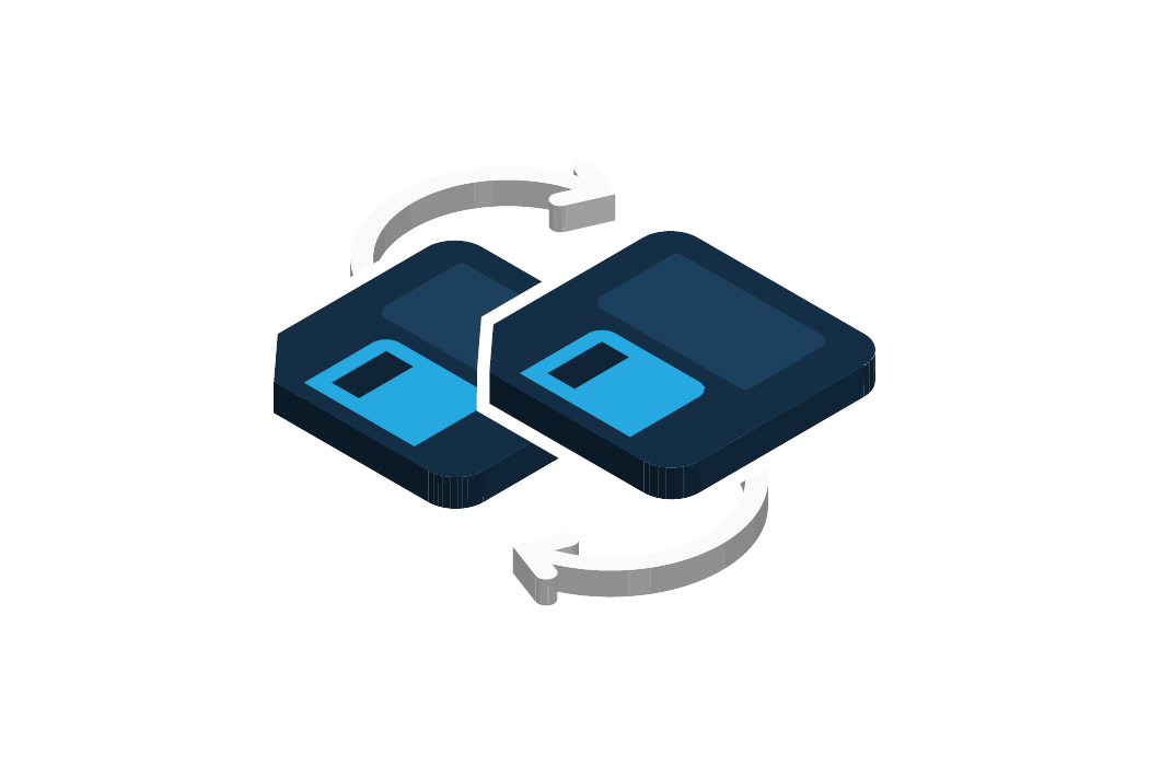 Icon Global Access Cloud Backup